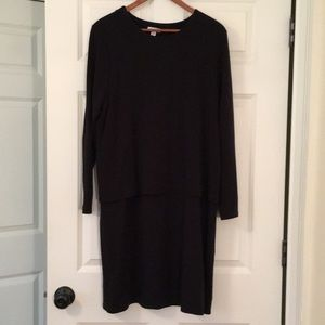 pureJill black dress
